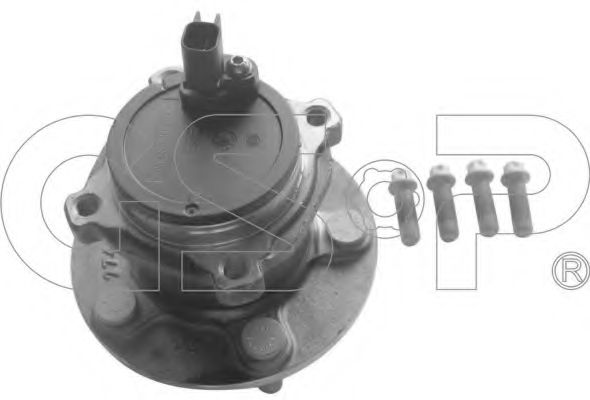9400084K GSP  -  Ступиця колеса  арт. 9400084K