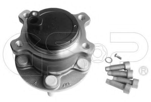 9400197K GSP  -  Ступиця колеса  арт. 9400197K