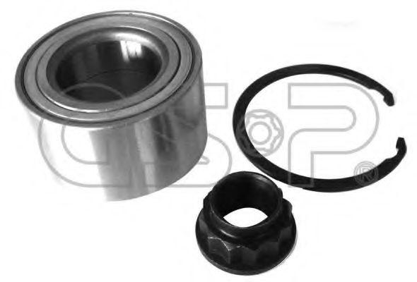 Wheel bearing  арт. GK6831