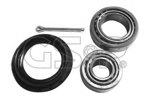 GK0944 GSP  -  Комплект підшипника ступиці  арт. GK0944