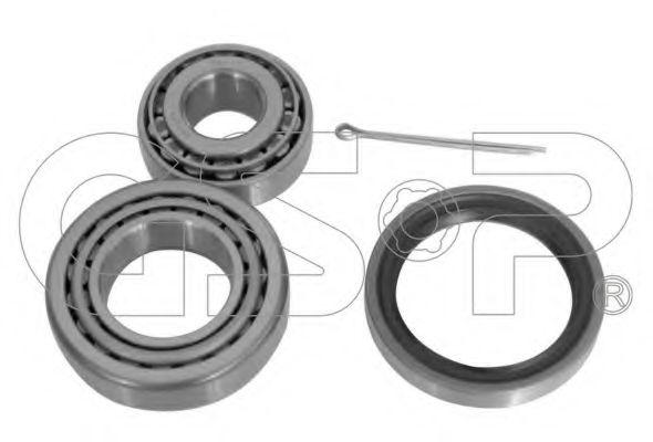 GK1369 GSP  -  Комплект підшипника ступиці  арт. GK1369