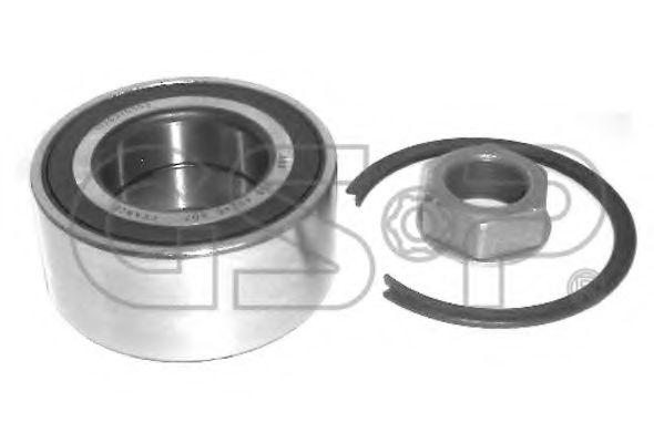 GK3633 GSP  -  Комплект підшипника ступиці  арт. GK3633