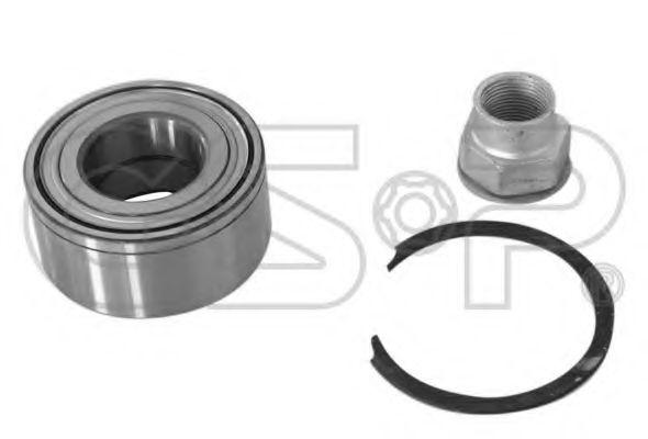 Wheel bearing  арт. GK3538