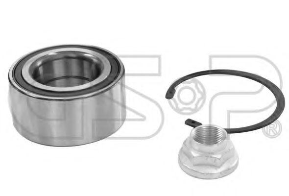 Wheel bearing  арт. GK3961
