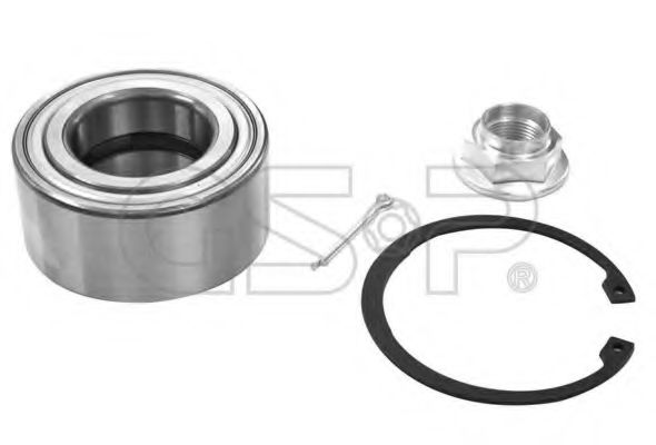 Wheel bearing kit  арт. GK6891