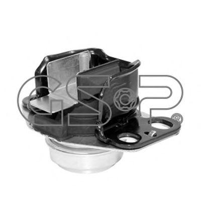 Подушка двигателя правая Renault Kangoo/Clio 1.9D/1.2-1.6i GSP 510749