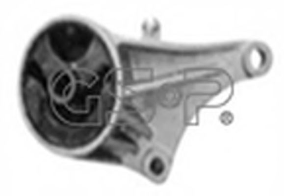 Подушка двигателя передн. лев.OPEL ASTRA G 98- GSP 512472