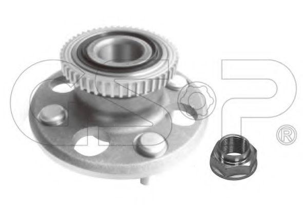 9228032K GSP  -  Ступиця колеса !!!Заміна для 9228032  арт. 9228032K
