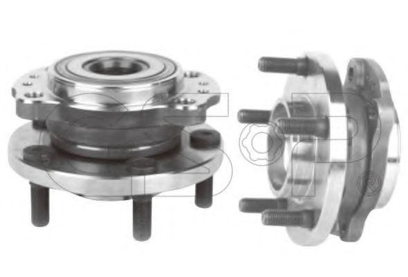Комплект подшипника ступицы колеса  арт. 9326016