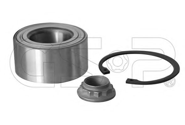 Wheel bearing kit  арт. GK7016