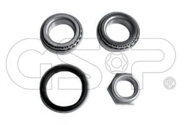 Wheel bearing  арт. GK0740
