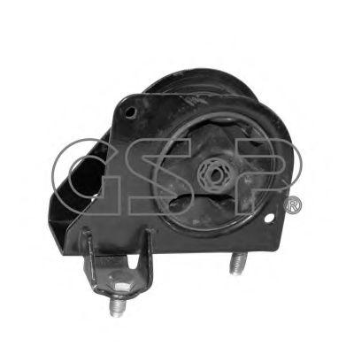 Подушка двигателя задняя GSP 514396