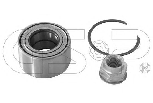 Wheel bearing Kit  арт. GK6502