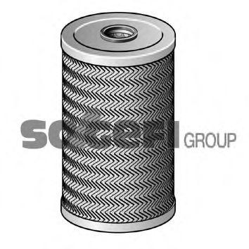 Фільтр палива PURFLUX C492