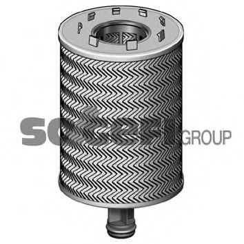 Фильтр масляный PURFLUX L267D