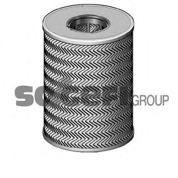 Фільтр палива PURFLUX C511