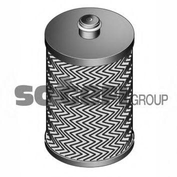 Фільтр палива PURFLUX C488