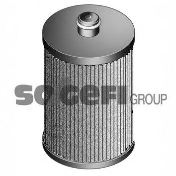 Фiльтр палива VW Crafter 2,5 TDi PURFLUX C528