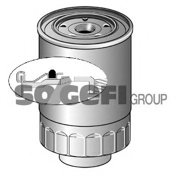 FUEL FILTER PURFLUX CS438