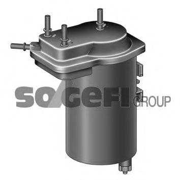 Фільтр палива PURFLUX FCS748