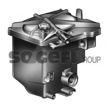 Фільтр палива PURFLUX FCS710