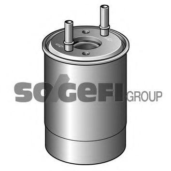 Фільтр палива Renault Megane 1.5dci 2010- PURFLUX FCS813