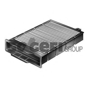 Фильтр салона угольный Renault Megane II 10/02- PURFLUX AHC199