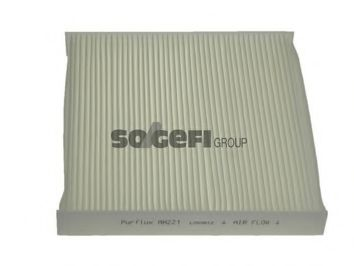 Фильтр салона Honda Accord/Civic 1.3HYBRID-2.4 03-  арт. AH221