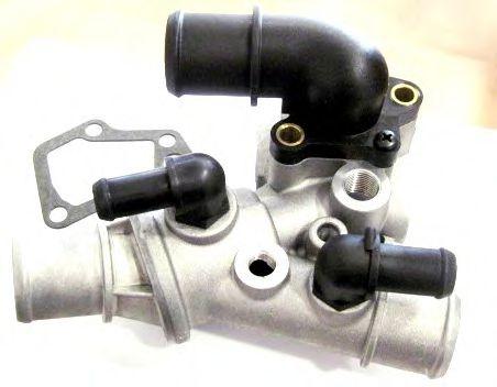 MOTORAD  FIAT Термостат в корпусе 80С Fiorino 1.7TD 97- MOTORAD 40380