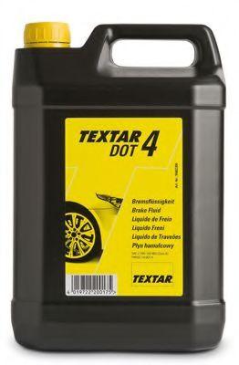 TEXTAR Тормозная жидкость DOT4 5л TEXTAR 95002300