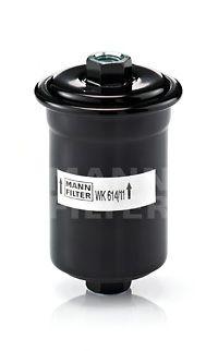 Фильтр топливный (пр-во MANN)                                                                         арт. WK61411