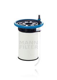 Фильтр топливный FIAT DOBLO, PANDA 1.3, 1.6 D 10- (пр-во MANN)                                        арт. PU7005