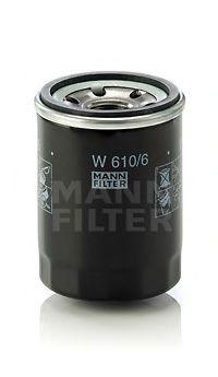Масляный фильтр  арт. W6106