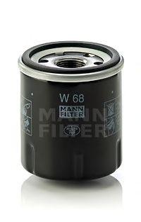 Масляный фильтр  арт. W68