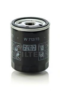 Фильтр масляный (пр-во MANN)                                                                         HENGSTFILTER арт. W71273
