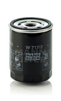 Фильтр масляный  арт. W7172