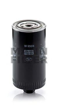 Фильтр масляный VW T4 (пр-во MANN)                                                                   MFILTER арт. W9504