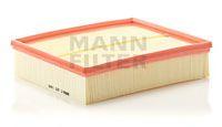 (h 57, L 252, B 211) Фільтр повітряний Audi A4 94-// VW Passat 96- MANNFILTER C26168