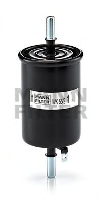 Фільтр палива  арт. WK552