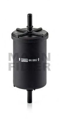 Фильтр топливный (пр-во MANN)                                                                         арт. WK6002