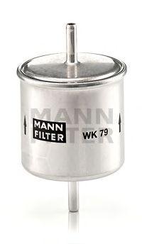 Фильтр топливный (пр-во MANN)                                                                         арт. WK79
