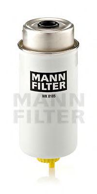 Фільтр палива MANNFILTER WK8105