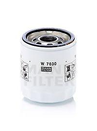 Фильтр масляный (пр-во MANN)                                                                          арт. W7030