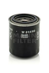 Фильтр масляный MANN  арт. W81480