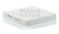 Фильтр салона (пр-во MANN)                                                                           MFILTER арт. CU2345