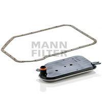 Фильтр масляный АКПП VW PASSAT 96-05, AUDI A4, A6 95-06 с прокладкой (пр-во MANN)                    в интернет магазине www.partlider.com