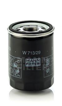 Фильтр масляный MANN  арт. W71329