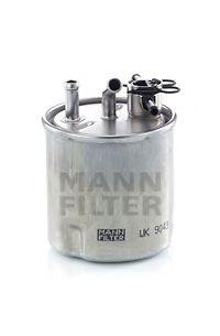 WK 939/15 Фильтр топливный MANN MANNFILTER WK9043