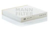 Фильтр салонный MANN  арт. CU21003