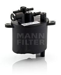 Фильтр топливный MANN  арт. WK12001